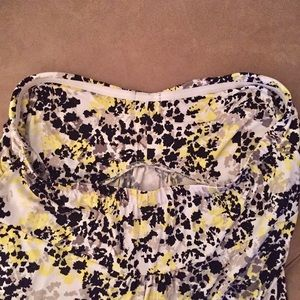 Torrid Tops - Torrid Plus Size Embellished Strapless Top